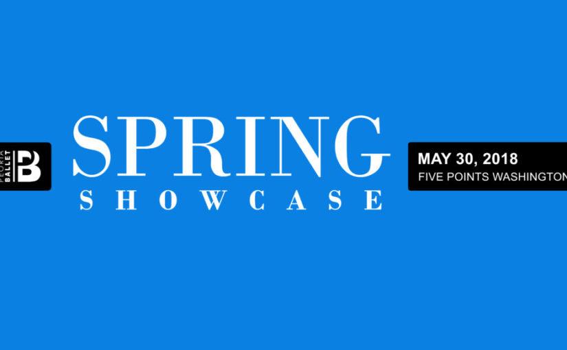 Spring Showcase 2018