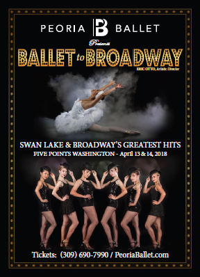 Join Us for Ballet to Broadway